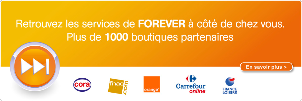 Forever - 20H France 2 - On vous remercie !